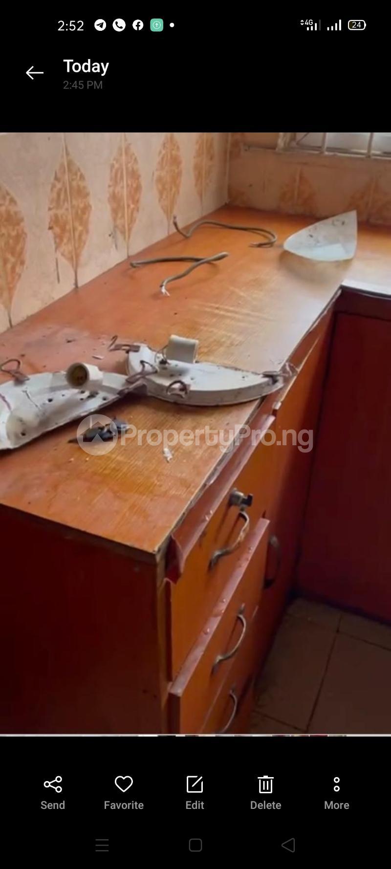1 bedroom mini flat  Flat / Apartment for rent Salvation opebi Ikeja Opebi Ikeja Lagos - 3