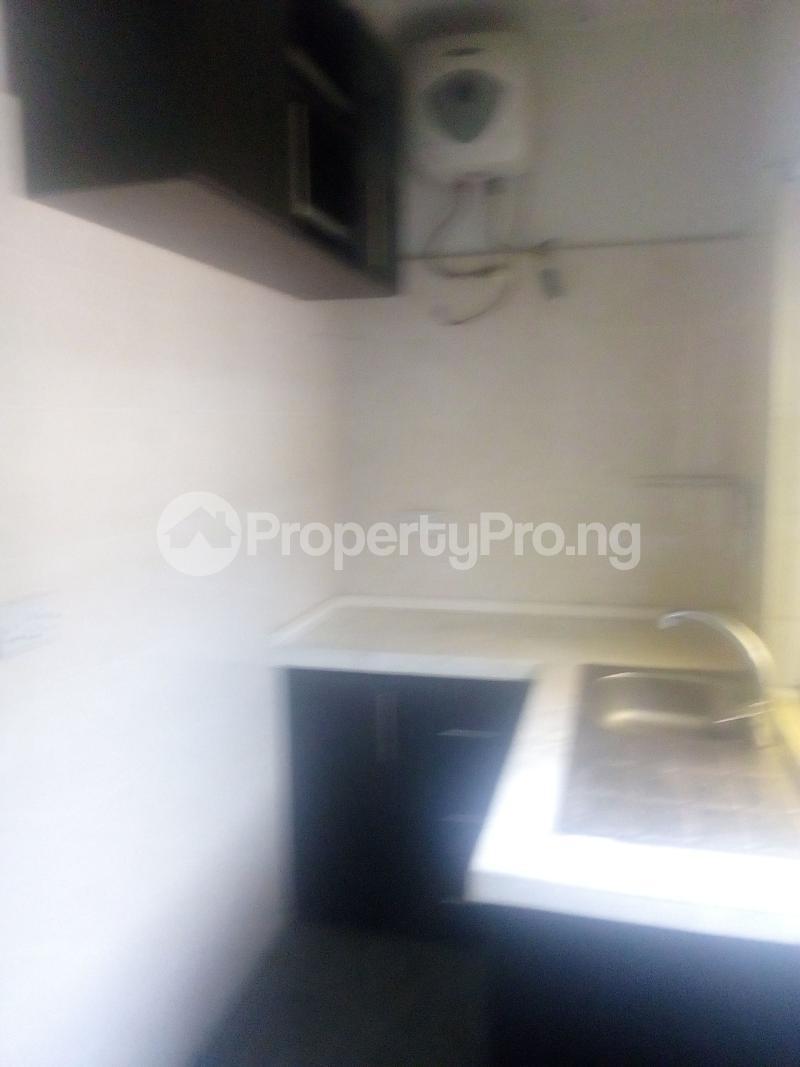 1 bedroom Mini flat for rent Owuokiri Street Alaka Estate Surulere Lagos - 1