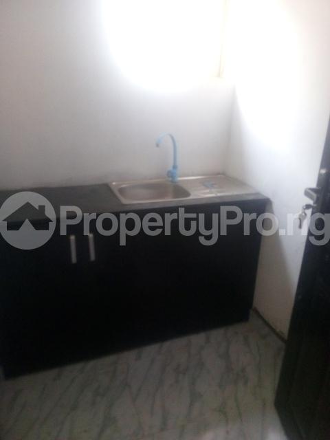 1 bedroom Mini flat for rent Owuokiri Street Alaka Estate Surulere Lagos - 5
