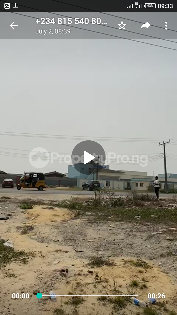 Mixed   Use Land for sale @ Free Trade Zone Ibeju Lekki Free Trade Zone Ibeju-Lekki Lagos - 3