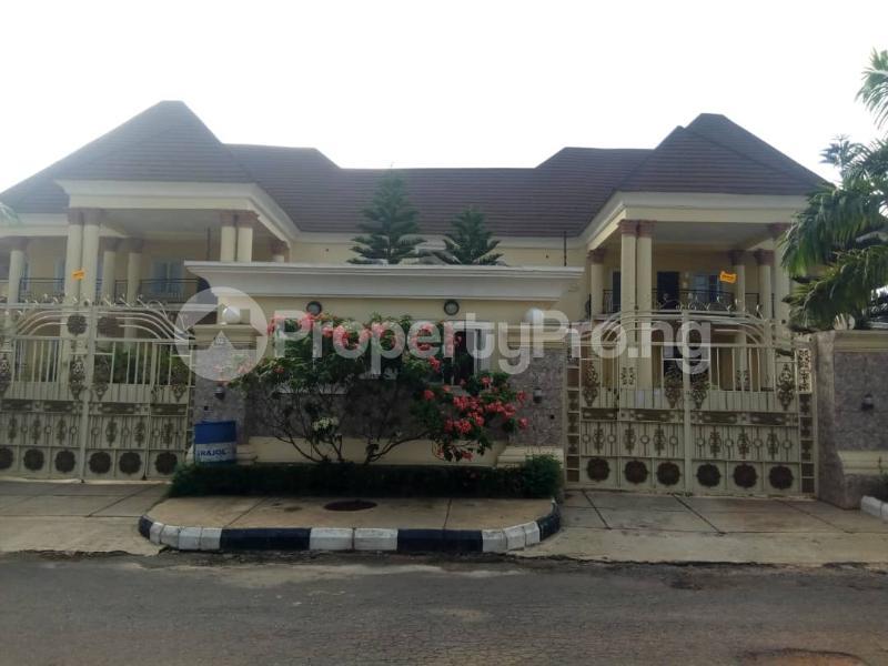 4 bedroom Semi Detached Duplex House for rent Aerodome Gra Samonda Ibadan Oyo - 0