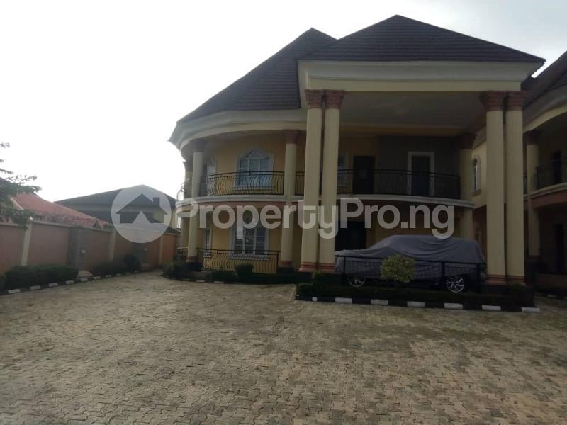 4 bedroom Semi Detached Duplex House for rent Aerodome Gra Samonda Ibadan Oyo - 2