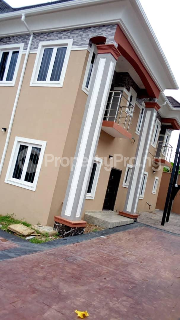 4 bedroom Semi Detached Duplex for rent Behind Nnpc Filling Station Area Akala Express Ibadan Oyo - 2
