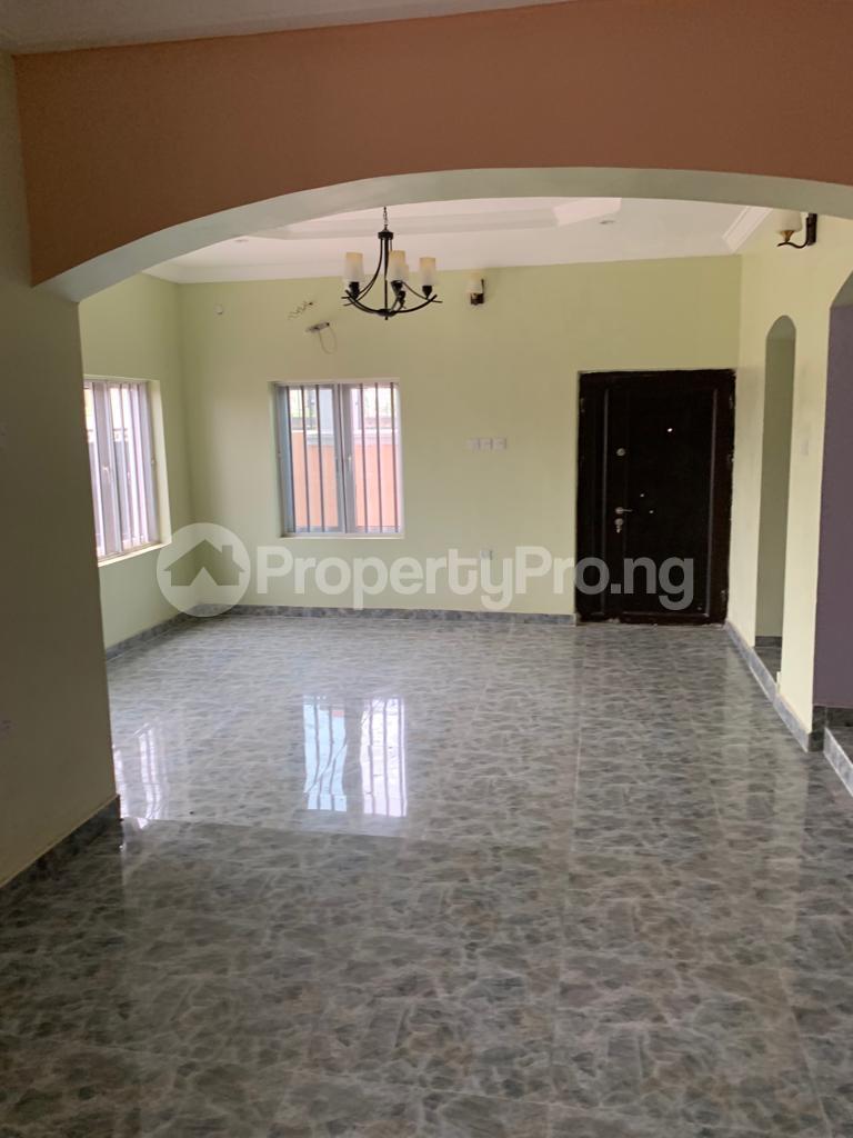 4 bedroom Semi Detached Duplex for rent Behind Nnpc Filling Station Area Akala Express Ibadan Oyo - 1