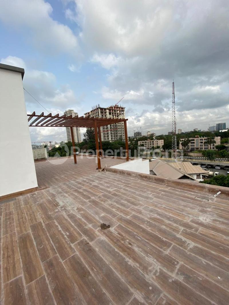 4 bedroom Terraced Duplex House for sale Bourdillon Bourdillon Ikoyi Lagos - 8