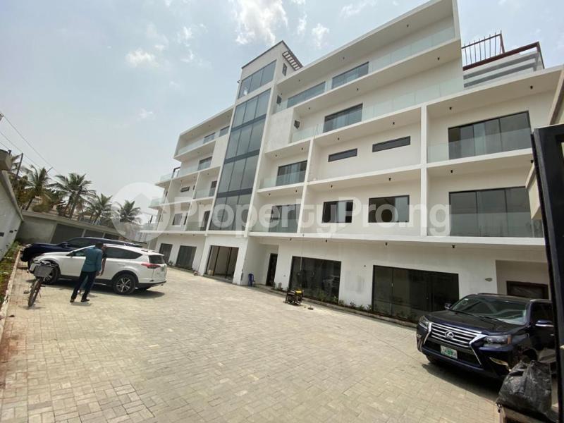4 bedroom Terraced Duplex House for sale Bourdillon Bourdillon Ikoyi Lagos - 5