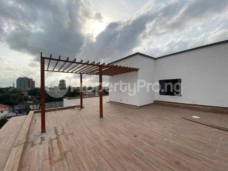4 bedroom Terraced Duplex House for sale Bourdillon Bourdillon Ikoyi Lagos - 10