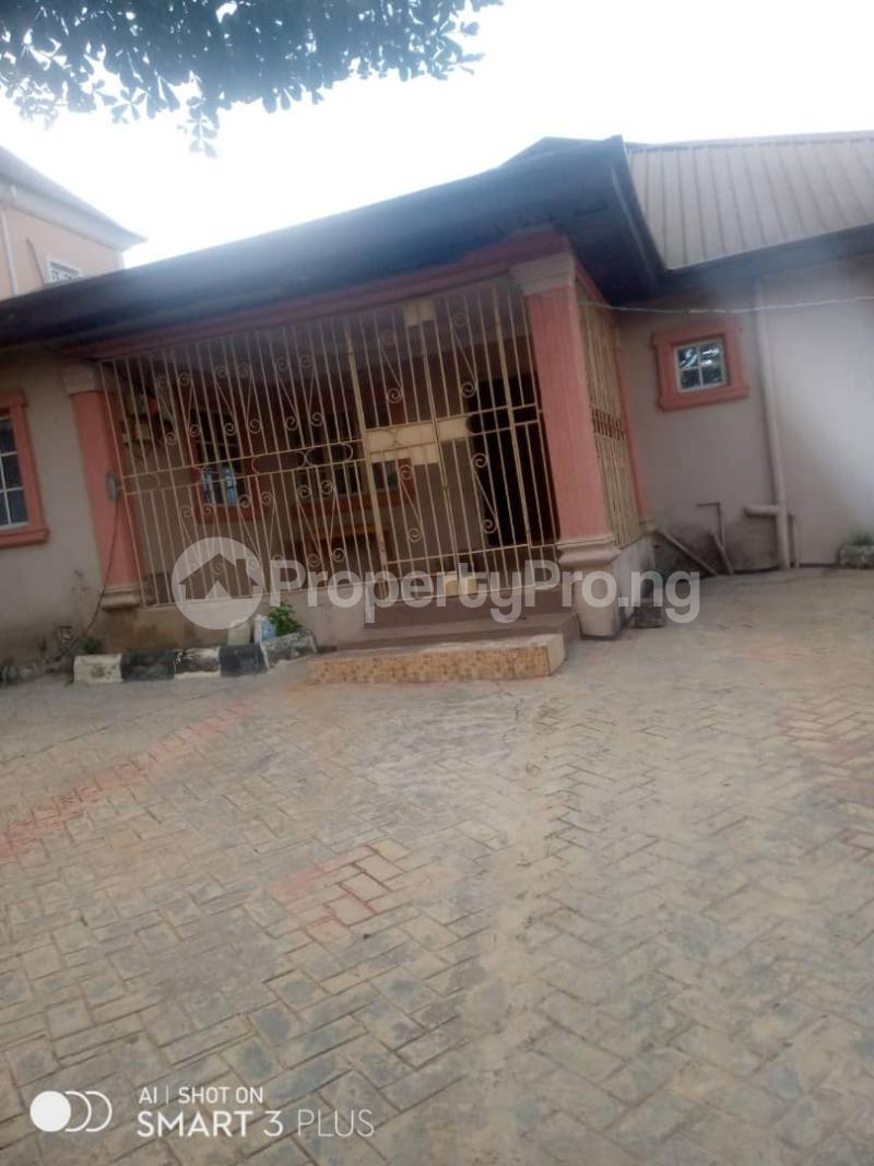 4 bedroom Detached Bungalow for sale Peace Estate Baruwa Ipaja Lagos Baruwa Ipaja Lagos - 1
