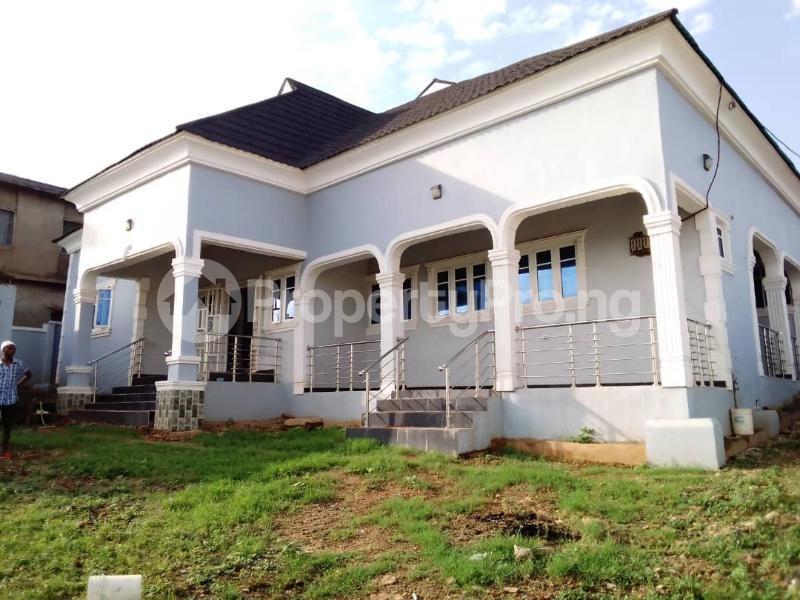 5 bedroom Detached Bungalow House for sale Brent Mall, Saw Mill Bus Stop, Old Ife Road, Ibadan. Iwo Rd Ibadan Oyo - 1