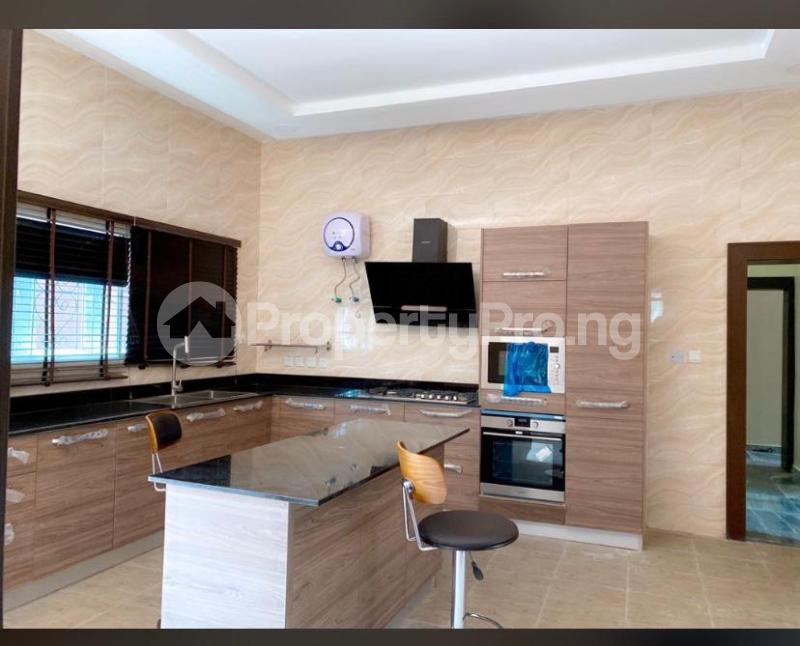 5 bedroom Detached Duplex House for sale Guzape Abuja - 9