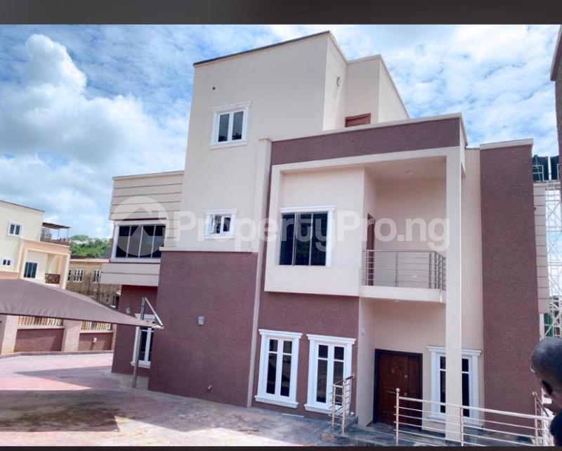 5 bedroom Detached Duplex House for sale Guzape Abuja - 10