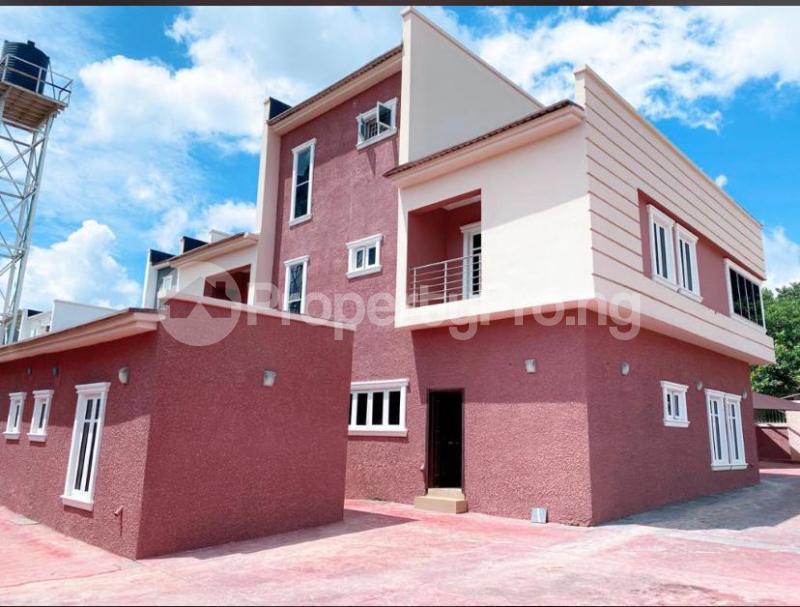 5 bedroom Detached Duplex House for sale Guzape Abuja - 6