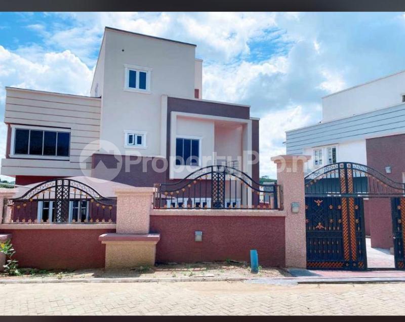 5 bedroom Detached Duplex House for sale Guzape Abuja - 11