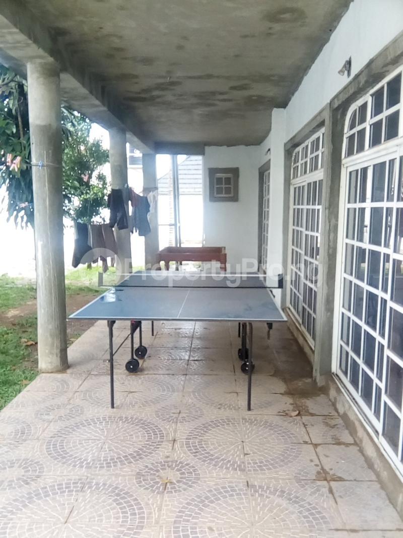 4 bedroom Self Contain for shortlet Kolapo Ishola G.r.a Akobo Ibadan Oyo - 2