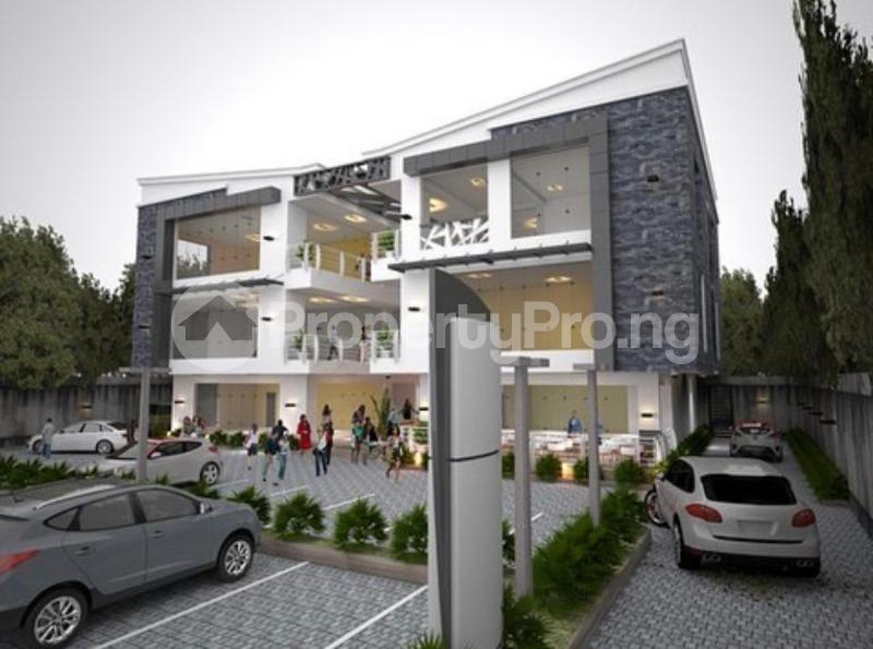 Office Space Commercial Property for sale - Lekki Phase 1 Lekki Lagos - 1