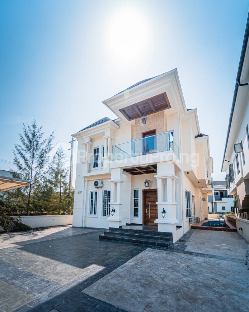 5 bedroom Detached Duplex House for sale Ikota Lekki Lagos - 7