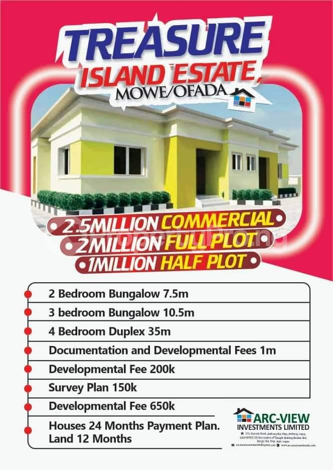 2 bedroom Semi Detached Bungalow House for sale Treasure Island Estate Mowe Ofada Ibafo Obafemi Owode Ogun - 4