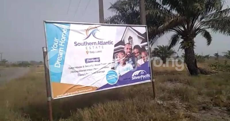 Mixed   Use Land Land for sale Okun Imosan, Southern Atlantic Estate LaCampaigne Tropicana Ibeju-Lekki Lagos - 1