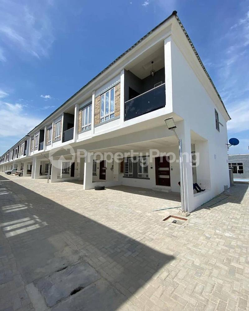 3 bedroom Terraced Duplex House for sale Orchid, Victoria bay estate chevron Lekki Lagos - 0
