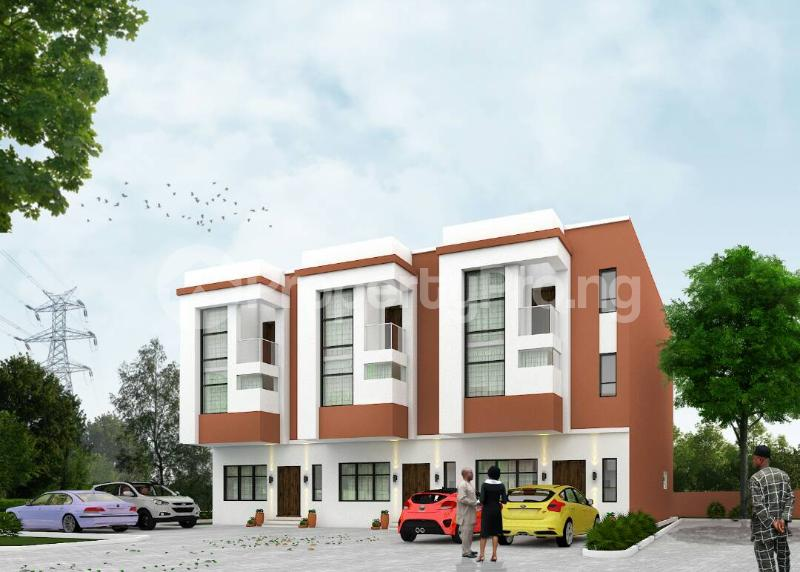 4 bedroom Blocks of Flats for sale Salvation Road, After Sheraton, Awuse Estate,omega Courts Opebi Ikeja Lagos - 12