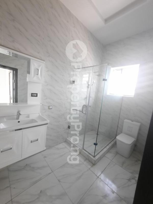 4 bedroom Semi Detached Duplex for sale Alternative Road Chevron Lekki Lagos State Nigeria chevron Lekki Lagos - 6