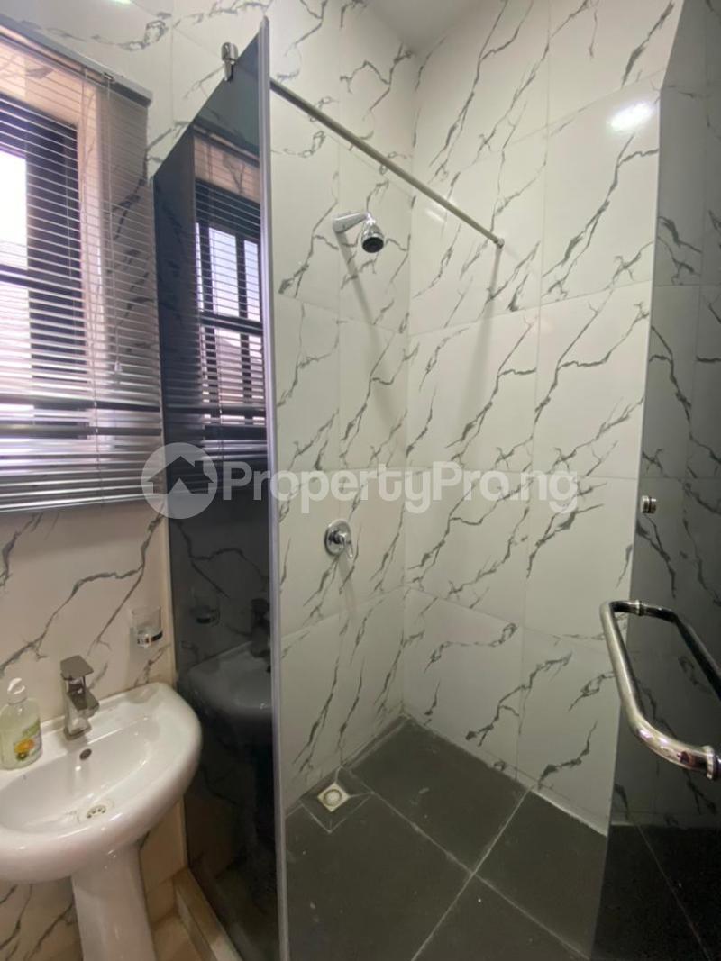 2 bedroom Semi Detached Duplex for shortlet Lekki Conservation Road chevron Lekki Lagos - 11
