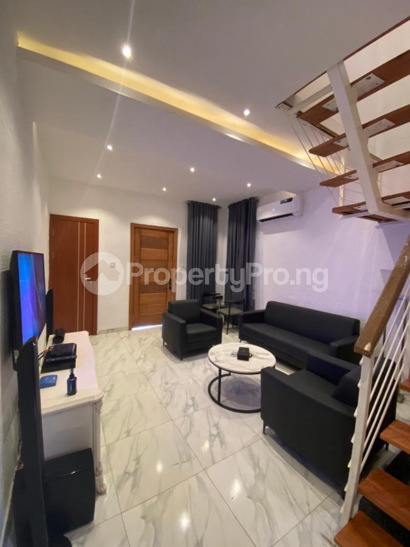 2 bedroom Semi Detached Duplex for shortlet Lekki Conservation Road chevron Lekki Lagos - 13