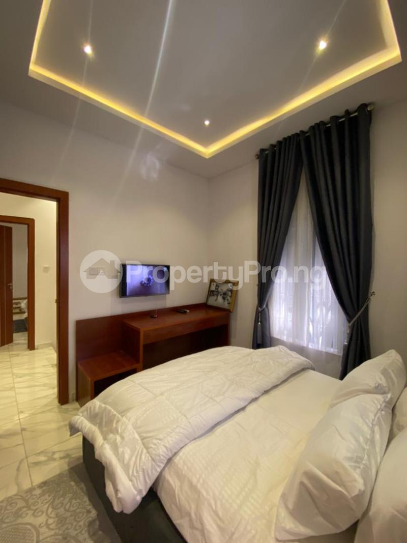 2 bedroom Semi Detached Duplex for shortlet Lekki Conservation Road chevron Lekki Lagos - 6