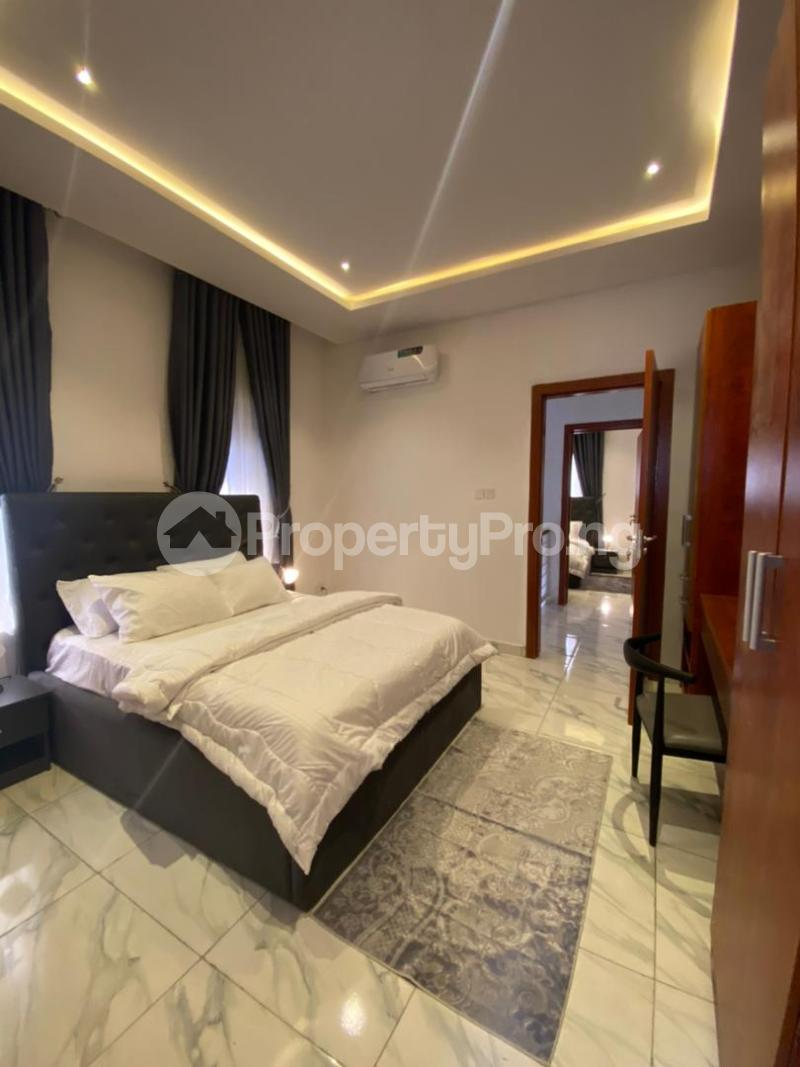 2 bedroom Semi Detached Duplex for shortlet Lekki Conservation Road chevron Lekki Lagos - 4
