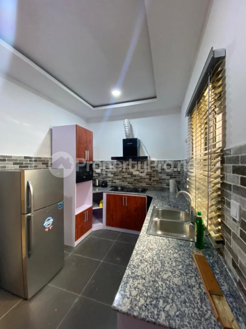 2 bedroom Semi Detached Duplex for shortlet Lekki Conservation Road chevron Lekki Lagos - 10