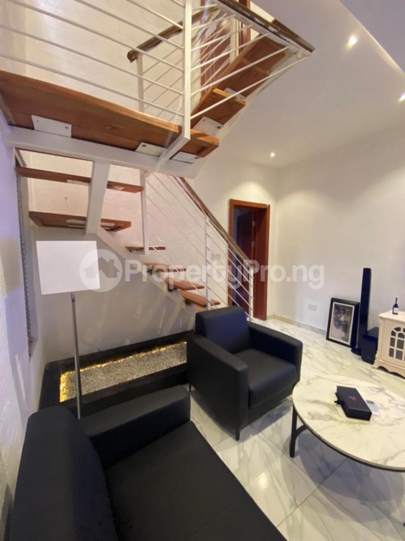 2 bedroom Semi Detached Duplex for shortlet Lekki Conservation Road chevron Lekki Lagos - 9