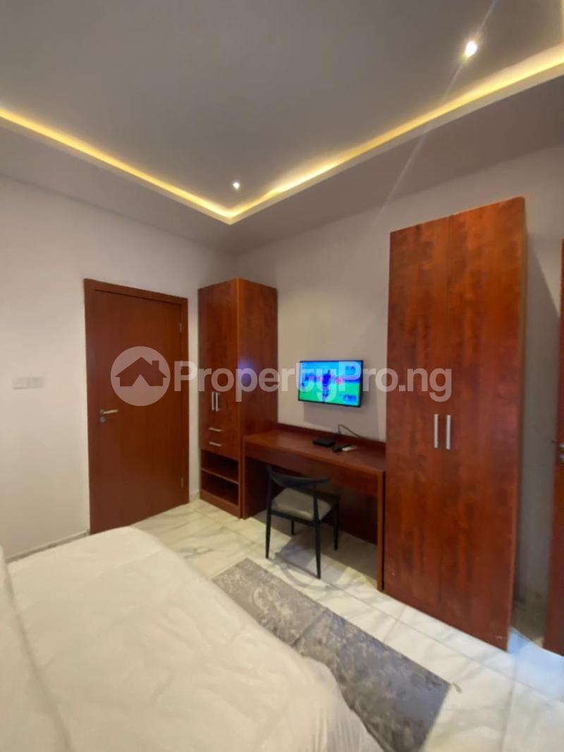 2 bedroom Semi Detached Duplex for shortlet Lekki Conservation Road chevron Lekki Lagos - 8