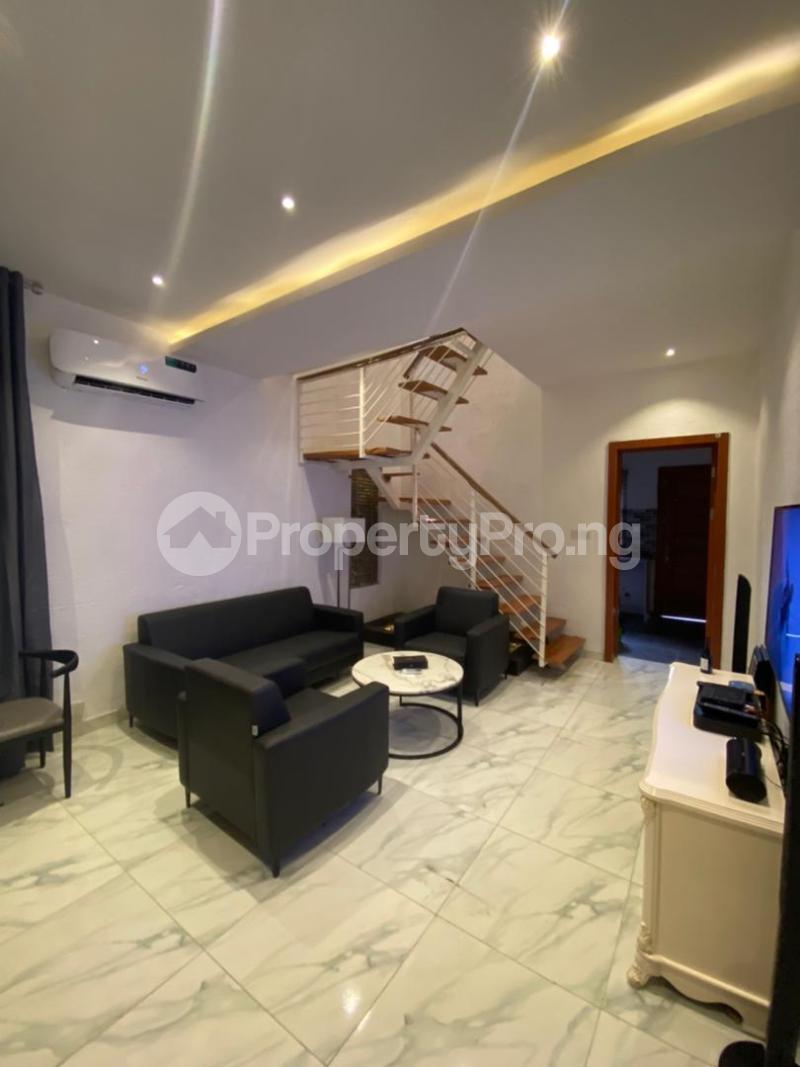 2 bedroom Semi Detached Duplex for shortlet Lekki Conservation Road chevron Lekki Lagos - 5