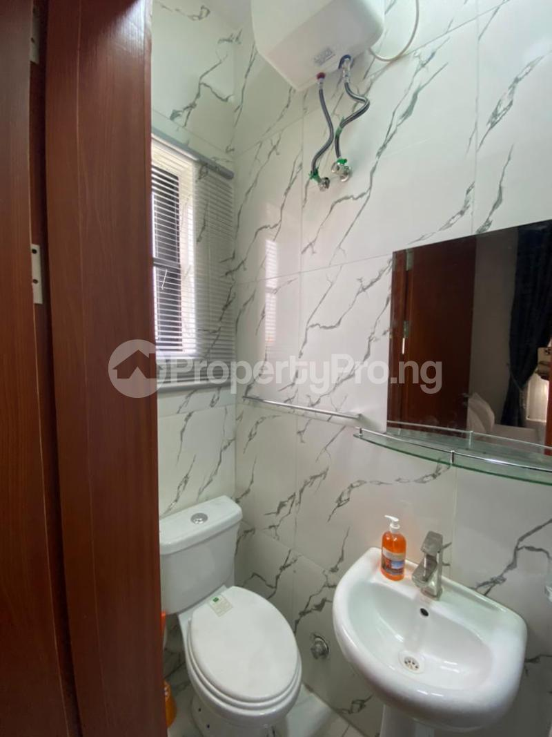 2 bedroom Semi Detached Duplex for shortlet Lekki Conservation Road chevron Lekki Lagos - 12