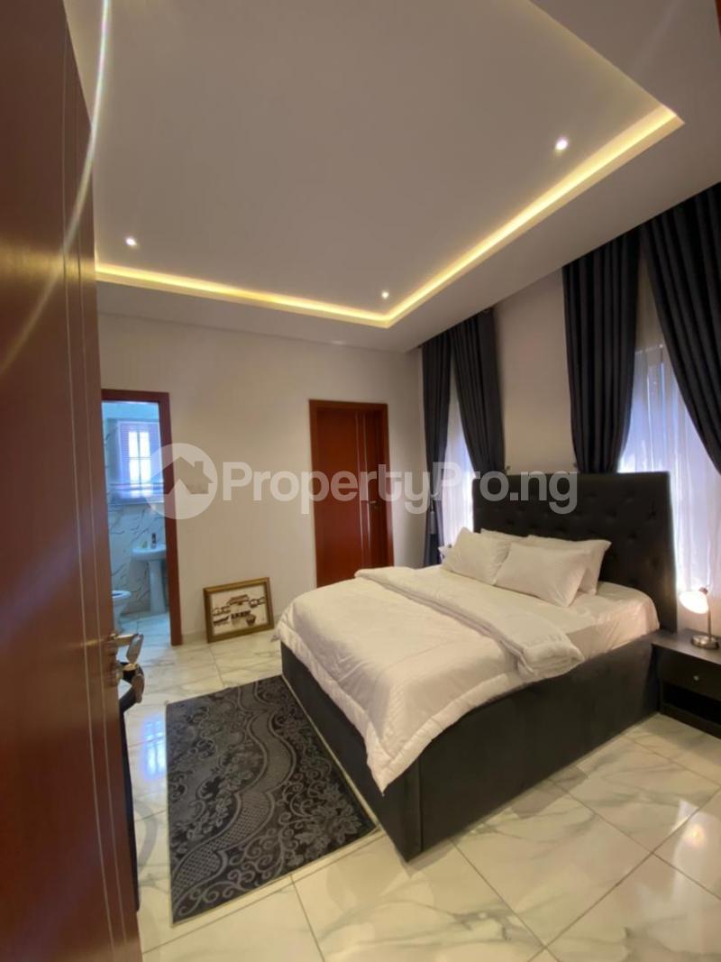 2 bedroom Semi Detached Duplex for shortlet Lekki Conservation Road chevron Lekki Lagos - 14