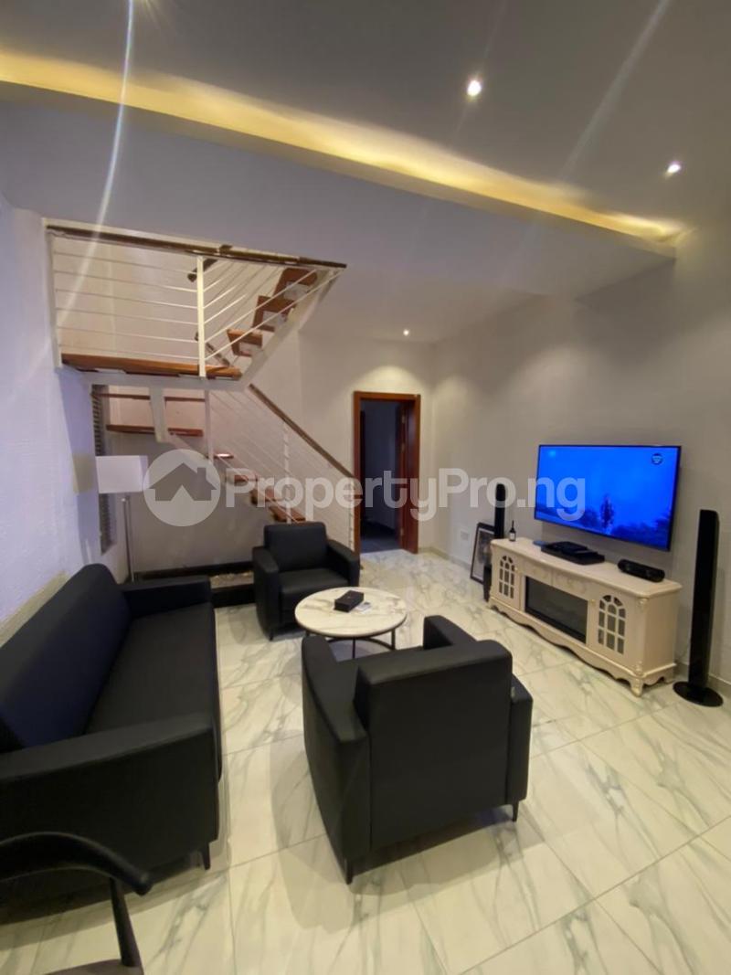 2 bedroom Semi Detached Duplex for shortlet Lekki Conservation Road chevron Lekki Lagos - 3