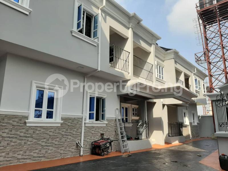 4 bedroom Semi Detached Duplex for sale Arowojobe Estate Mende Maryland Mende Maryland Lagos - 1
