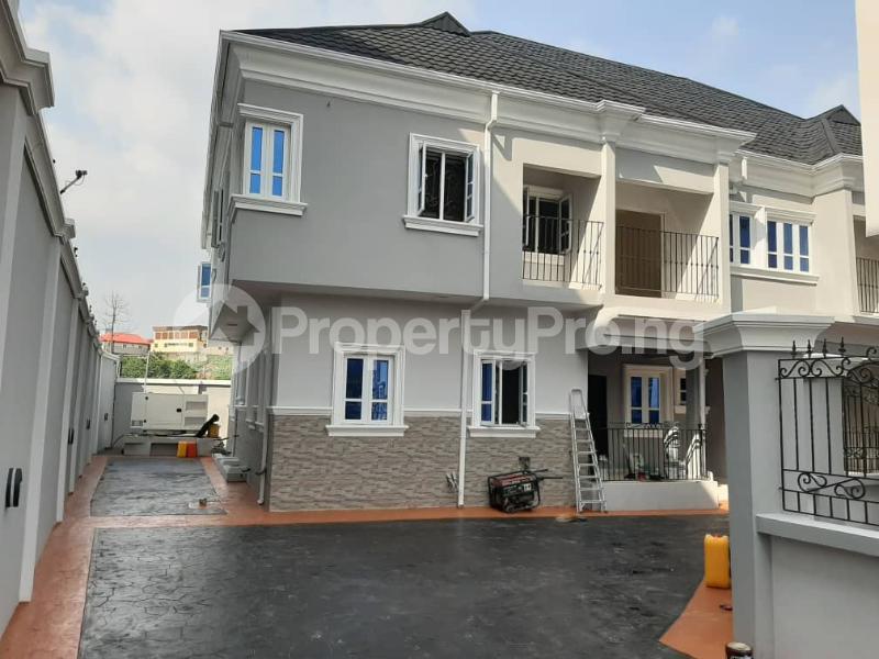 4 bedroom Semi Detached Duplex for sale Arowojobe Estate Mende Maryland Mende Maryland Lagos - 2