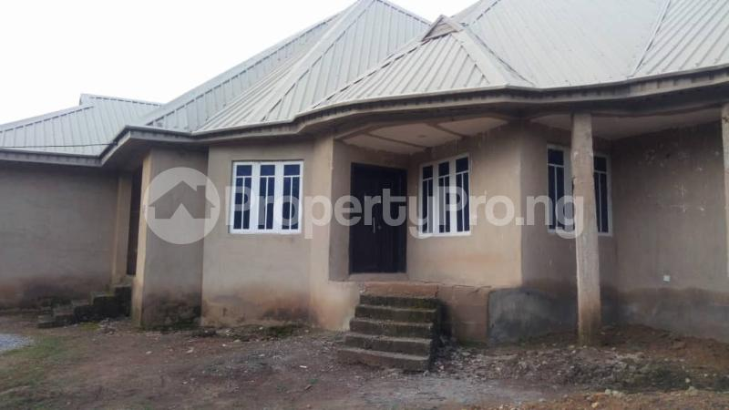 3 bedroom Detached Bungalow House for sale Olorunda Akobo Akobo Ibadan Oyo - 1