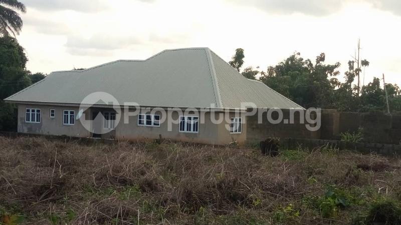 3 bedroom Detached Bungalow House for sale Olorunda Akobo Akobo Ibadan Oyo - 0