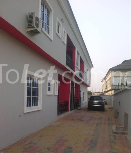 3 bedroom Flat / Apartment for rent Hi Tech Estate Beside Lagos Business School, Sangotedo, Off Lekki-Epe Expressway Ajah Lagos - 0