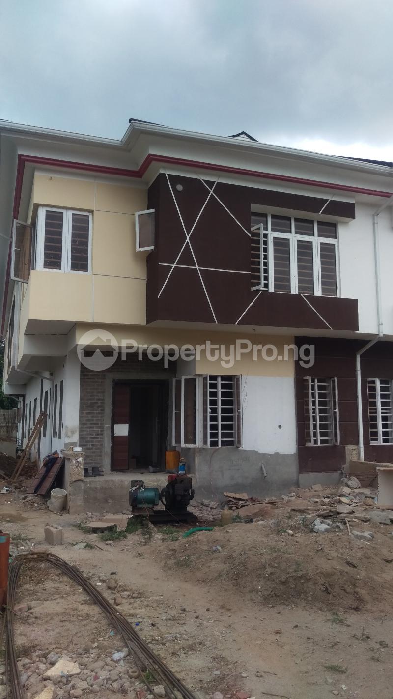 4 bedroom Semi Detached Duplex House for sale Magodo phase 2 ikeja Alausa Ikeja Lagos - 0