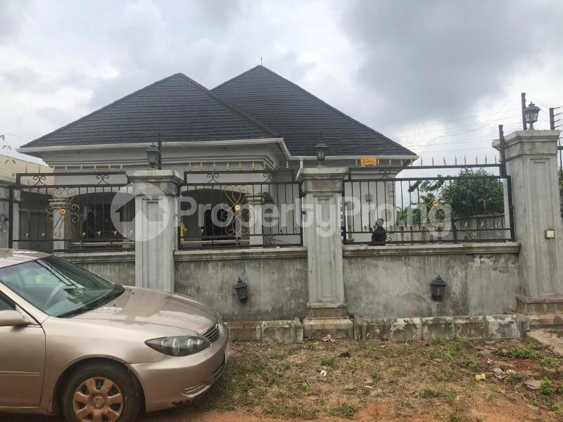 3 bedroom Detached Bungalow House for sale Ugbowo lagos road close to Uniben campus. Oredo Edo - 0