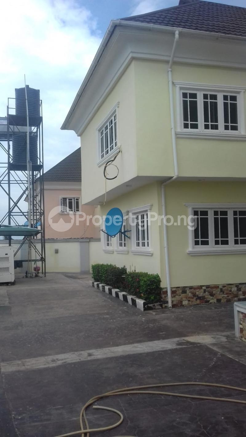 4 bedroom Detached Duplex House for rent Kolapo Ishola Estate Ibadan Basorun Ibadan Oyo - 0
