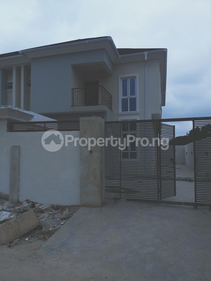 4 bedroom Semi Detached Duplex House for sale Ikeja GRA Ikeja GRA Ikeja Lagos - 0