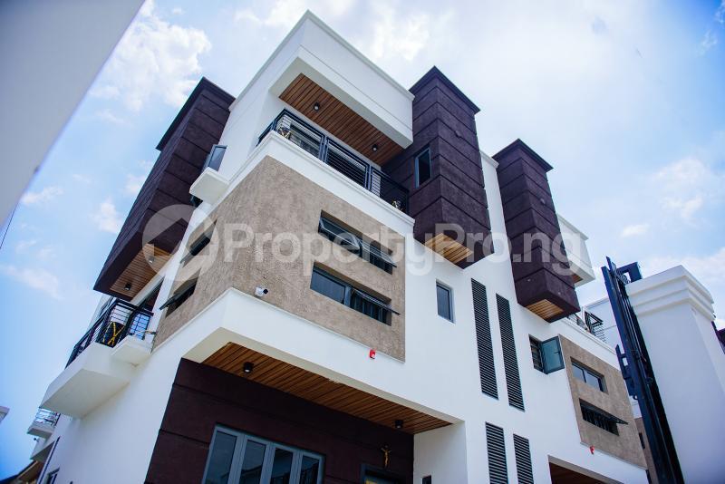 4 bedroom Semi Detached Duplex House for sale Peninsula Gardens Estate Sangotedo Lagos - 27