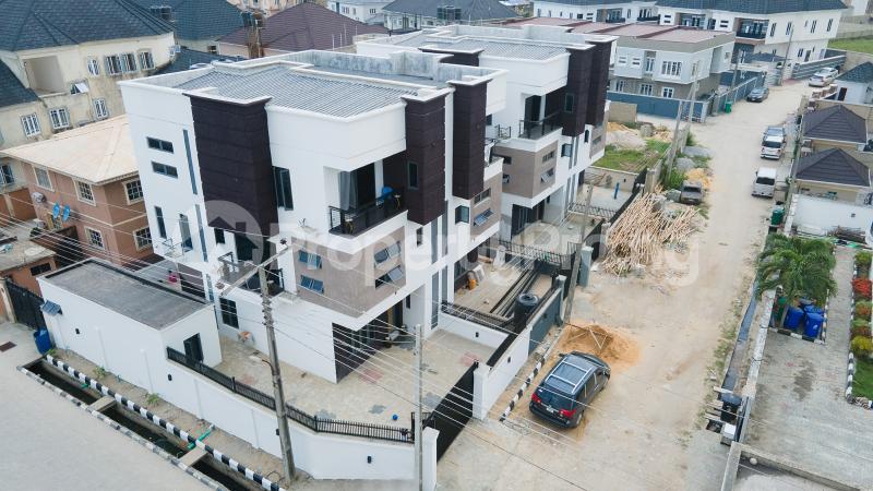 4 bedroom Semi Detached Duplex House for sale Peninsula Gardens Estate Sangotedo Lagos - 21
