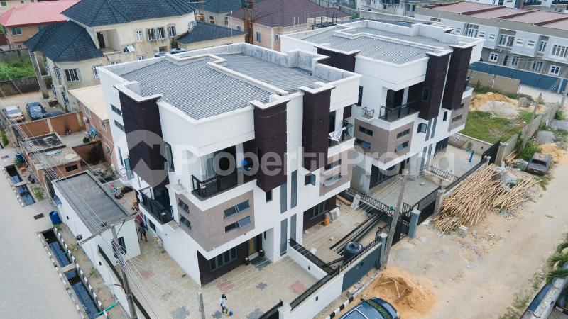 4 bedroom Semi Detached Duplex House for sale Peninsula Gardens Estate Sangotedo Lagos - 19