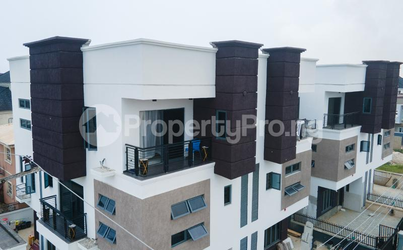 4 bedroom Semi Detached Duplex House for sale Peninsula Gardens Estate Sangotedo Lagos - 24
