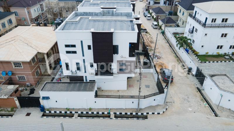 4 bedroom Semi Detached Duplex House for sale Peninsula Gardens Estate Sangotedo Lagos - 15